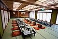"A dining room of Hotel ""Akane"" in Yugawara - Flickr - odako1.jpg"