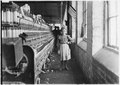 A little spinner in a Georgia Cotton Mill. - NARA - 523157.tif