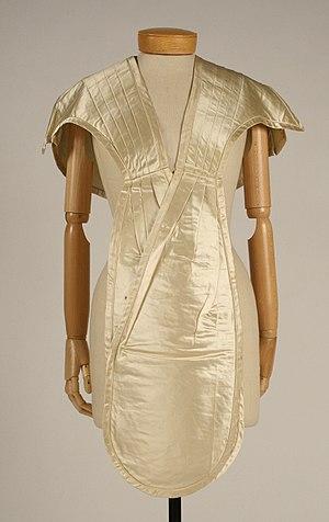 Pelerine - Image: A silk pelerine, ca. 1825 1830