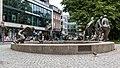 Aachen, Brunnen -Kreislauf des Geldes- -- 2016 -- 2817.jpg