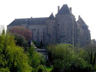 Pierre Reverdy - St. Peter's Abbey, Solesmes