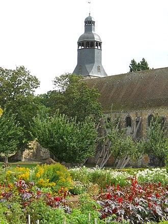 Tironensian Order - Abbaye de Tiron