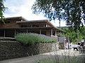 Aberdulais visitor center Taking TEA and scones - panoramio.jpg