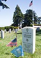 Abraham DeSomer grave at the San Francisco National Cemetery.jpg