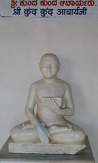 one of the two main sects of Jainism