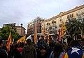 Acte final de la manifestació del 25 d'abril, 2012, València.JPG
