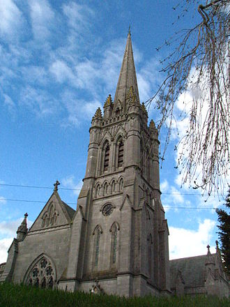 Myshall - The Adelaide Memorial Church in Myshall