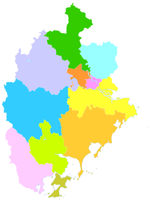 Administrative Division Zhangzhou prfc map.png