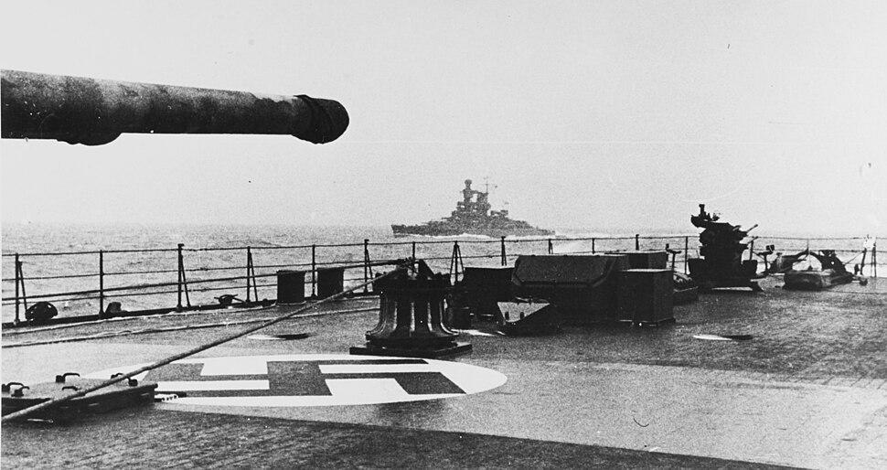 Admiral Scheer 1942