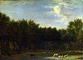 Adriaen van de Velde - De rand van het bos (1658).jpg