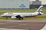 Aegean Airlines, SX-DGC, Airbus A320-232 (27860111384).jpg