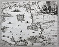 Aegean Sea, Olfert Dapper, 1688.JPG