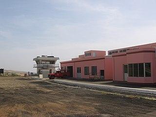 São Filipe Airport