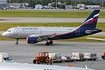 Aeroflot, VP-BDN, Airbus A319-111 (15833798364) (2).jpg