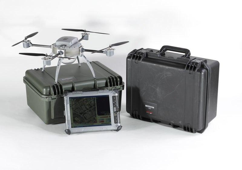 Aeryon Scout UAV
