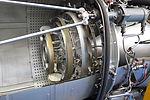Afterburner of sectioned Rolls-Royce Turboméca Adour turbofan (2).jpg