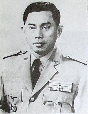 Ahmad Yani - Image: Ahmad Yani