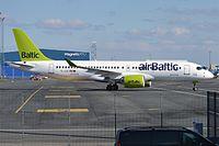 YL-CSC - BCS3 - Lufthansa