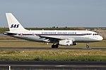 Airbus A319-132, Scandinavian Airlines (SAS) JP6909586.jpg