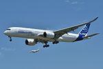 Airbus A350-900 XWB Airbus Industries (AIB) MSN 001 - F-WXWB (9087431992).jpg