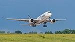 Airbus A350-941 F-WWCF MSN002 ILA Berlin 2016 17.jpg