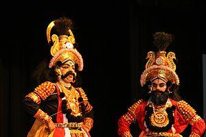 Udupi - Yakshagana in Udupi