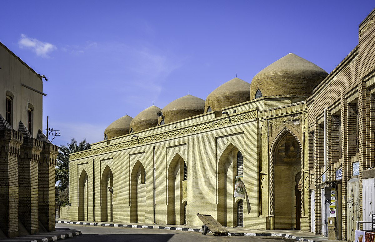 Mosques Wikipedia: Al-Sarai Mosque