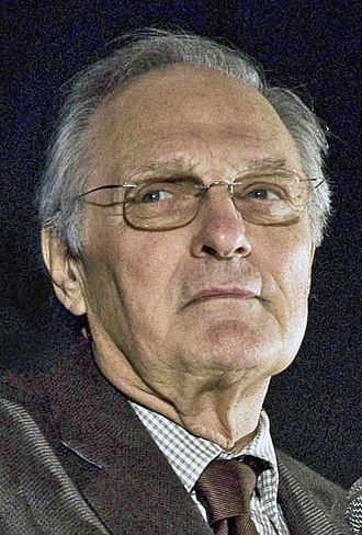 Alan Alda - Alda in 2008