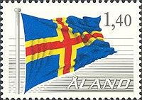 Aland post 1984 Flag.jpg