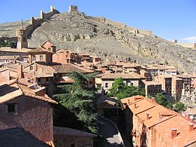 Image illustrative de l'article Albarracín