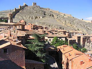Siege of Albarracín (1284)