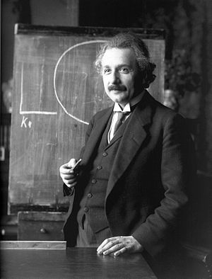 Science and technology in the United States - Theoretical physicist Albert Einstein, who emigrated to the United States to escape Nazi persecution, is an example of human capital flight as a result of political change.