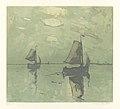 Album 8 estampes (en couleurs) (03) - Marine, print by Armand Apol (1879-1950), Belgium, Prints Department of the Royal Library of Belgium, S.III 112559.jpg