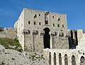 Aleppo Citadel 06 - Inner gate.jpg