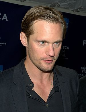 Alexander Skarsgård - Skarsgård at the 2010 Tribeca Film Festival