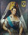 Alexandra Feodorovna in Russian dress by anonim (priv.coll.).jpg