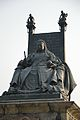 Alexandrina Victoria - Bronze Statue by George James Frampton - Victoria Memorial Hall Complex - Kolkata 2014-01-05 5645.JPG
