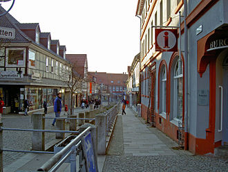 Alfeld - Marktstraße