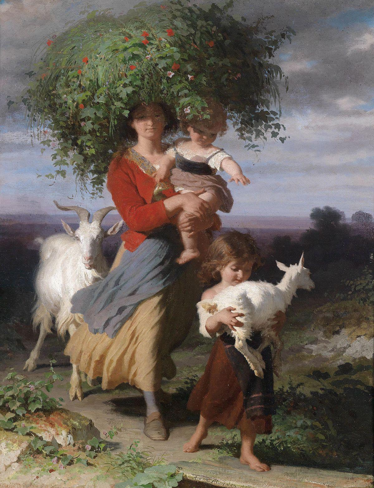 Mutter mit erwachsenen kindern aus wieder