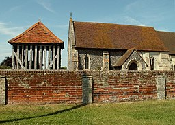All Saints church, Wrabness, Essex - geograph.org.uk - 194636.jpg