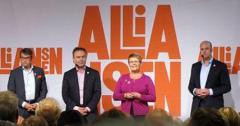 Image result for alliansen parti