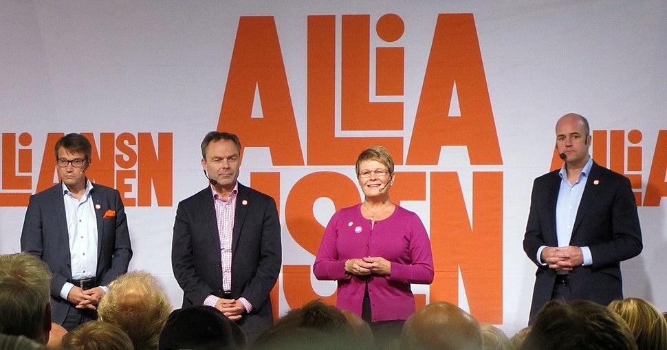 Alliansen 2010