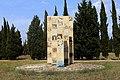 Allievi dell'istituto statale d'arte di sesto fiorentino, monumento il futuro e la memoria, dedicato alle vittime del nazifascismo, a.s. 1994-95, eretto nel 1998, 04.jpg