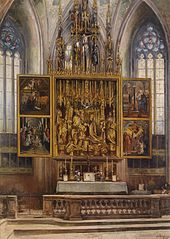 St Wolfgang altarpiece