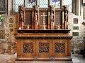 Altar of Feilden chapel, St Andrew's Church, Bebington.jpg