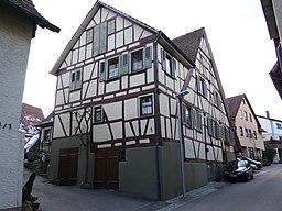 Alte Weinstraße in Weinstadt