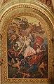 Altlerchenfelder Pfarrkirche - Fresko seitlich an der Orgelempore (Engelssturz) 01.jpg