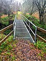 Altyre Burn bridge - not dog friendly - panoramio.jpg