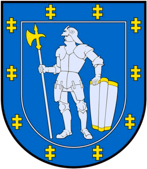 Counties of Lithuania - Image: Alytus County COA
