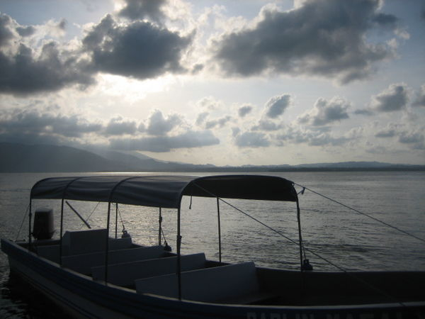Puerto Barrios. Amatique bay.JPG